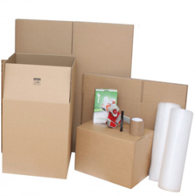 2 Bedrooms Home Moving Kit