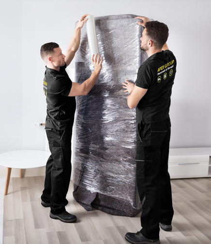 Meet our professional London Movers