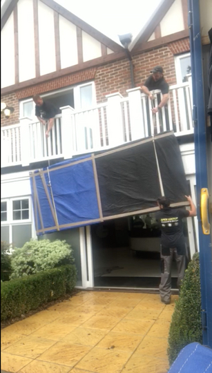 Office Removal in Oxford