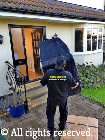 House Removals in Oxford