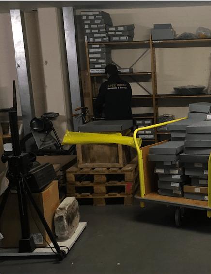 Oxford Storage Services